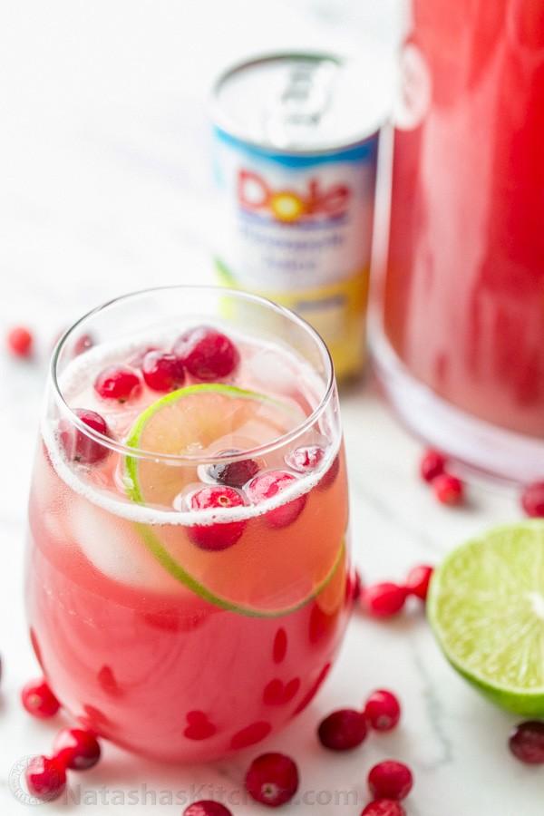 Berry Colada Image