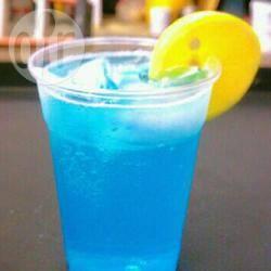 Blue Razz Lemonade Image