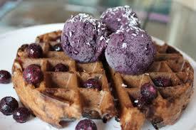Blue Waffle Image