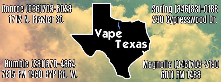 Vape Texas – Vape Shop Conroe Humble Magnolia Spring